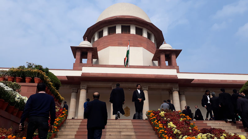 Hearing In The Supreme Court On 18 Reconsideration Petitions for Ayodhya Case and The Removal Of Article 370