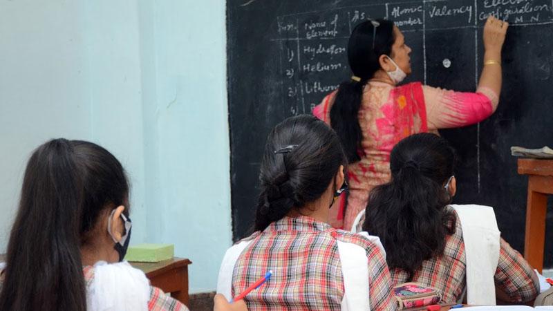 phd net mandatory for recruitment of university teachers from 2021 2022 academic year