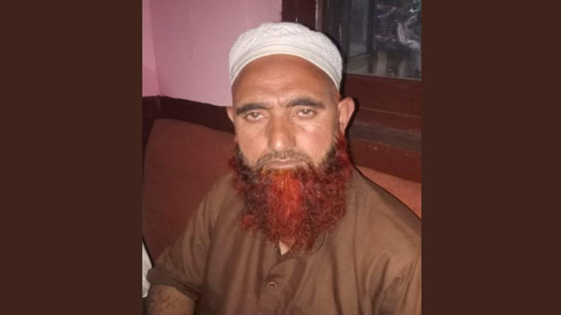 new delhi city ncr delhi police arrested jem terrorist basir ahmad from jammu and kashmir