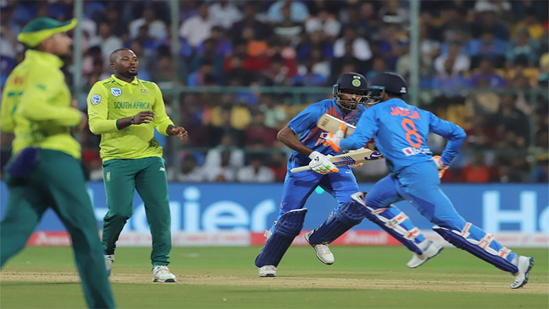 India Vs South Africa 3rd T20i At Bengaluru Match Report And Highlights