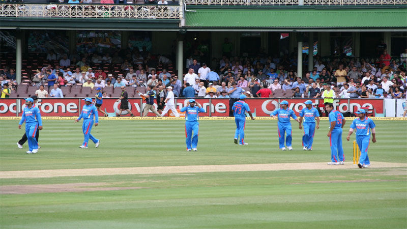 Team Indias new training drill to increase speed absorb pressure