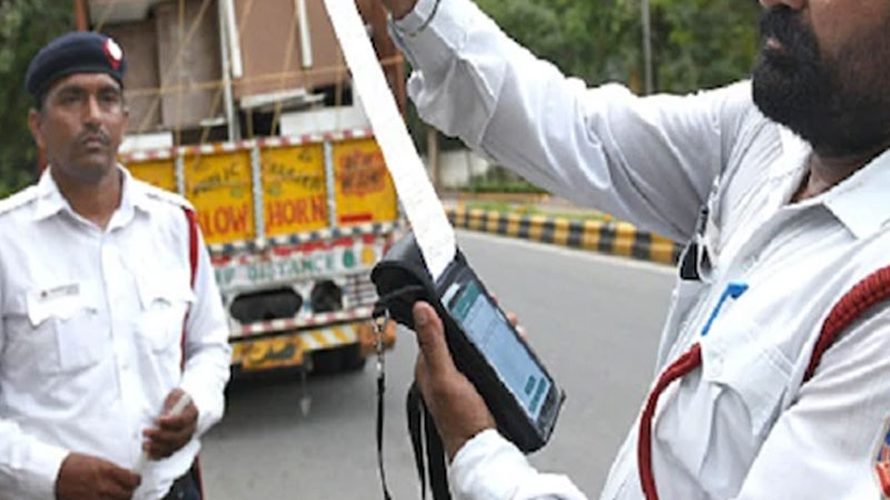 Odisha truck driver fined Rs 86500 highest in country after implementation of mv act