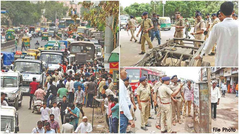 Strict rules of traffic fine of 5 thousand and a jail term of 6 months