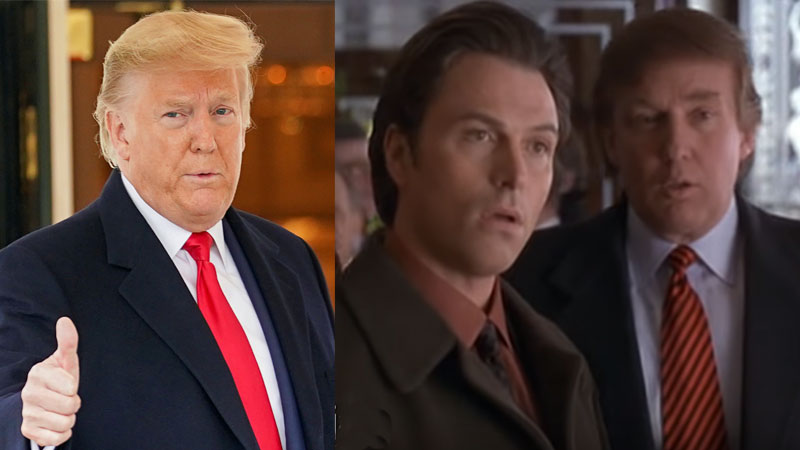 Donald Trump List of Movies and TV Shows