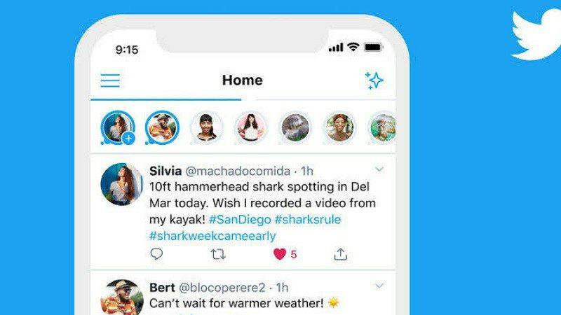 twitter is testing Insta-WhatsApp story like fleet feature