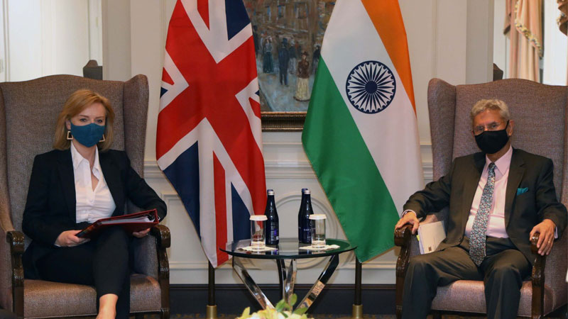 The issue of discrimination with India over vaccination was finally clarified to Britain, find out what it said