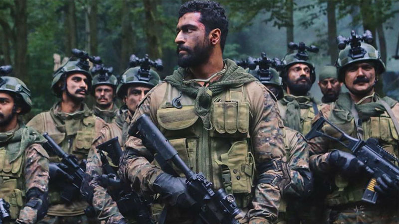 How did Vicky Kaushal s movie URI the surgical strike win national awards for 2018