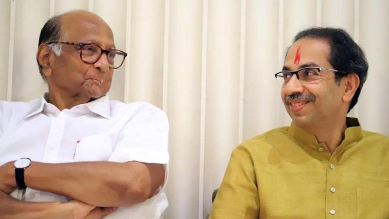 Sharad Pawar Unhappy Over Uddhav Thackeray Decision