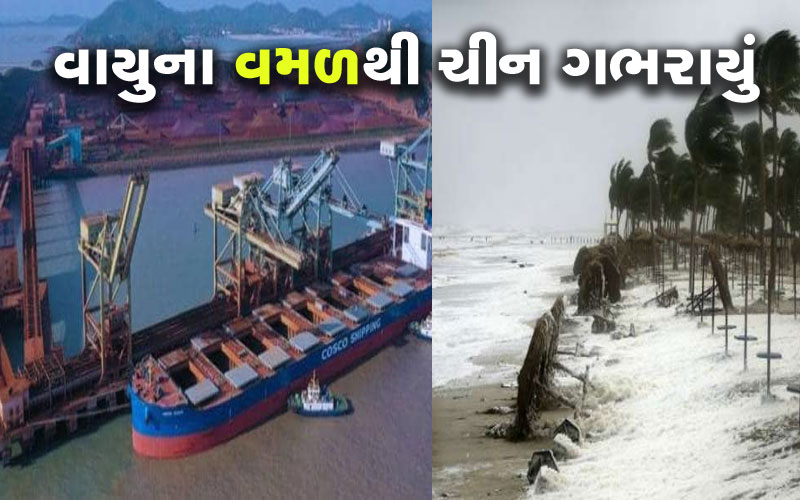 indian coast guard inspector general kr suresh chinese vessels ratnagiri port maharashtra cyclonevayu humanitarian grounds
