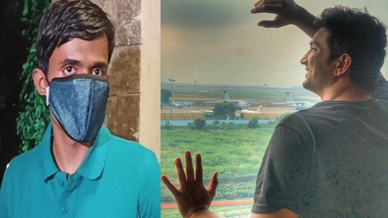 sushant singh rajput death case bmc personnel reach to quarantine patna city sp vinay tiwari