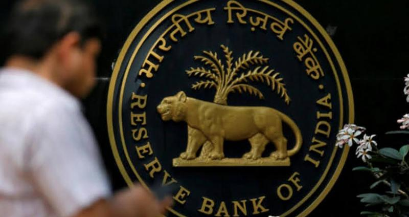 reserve bank says indian gdp is close to hitting positive soon