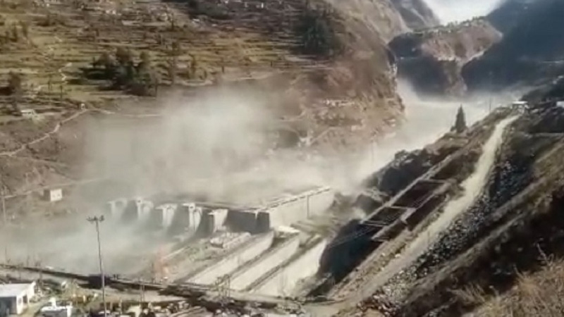 uttarakhand glacier burst up government issued alert in many districts including kanpur and varanasi