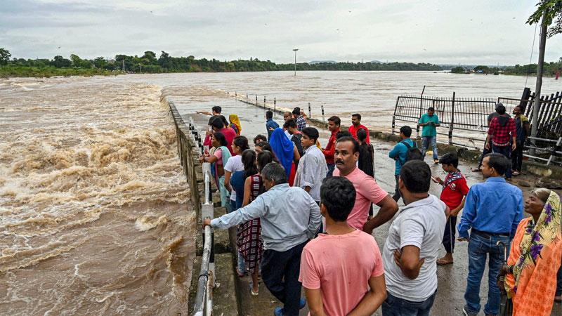 Rajasthan and 13 stats on alert as IMD warns of heavy rainfall