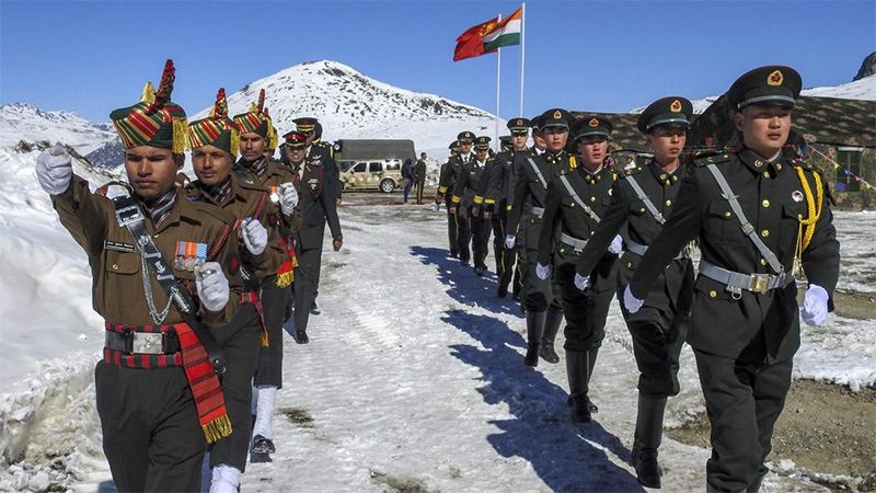 China breaks September pact, quietly makes troop positions stronger in eastern Ladakh