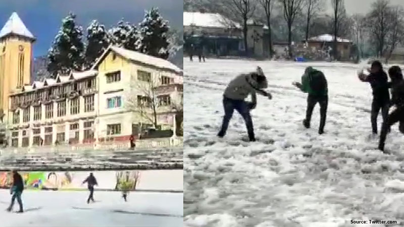 Uttarakhand Weather Update: Cold Wave Fog And Frost Alert For Next Three Days