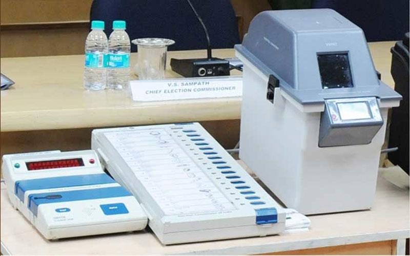 Election Commission dismisses opposition demand of VVPAT match before counting