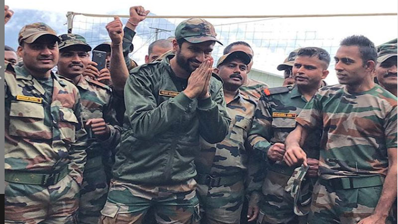 My Uri National Film Award is for Indian Army: Vicky Kaushal