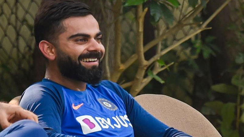 virat kohli on his consistent performance says the badge in front of my shirt is a pride to play for