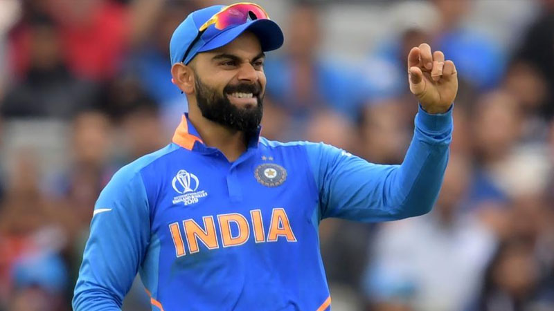 captain virat kohli reveals on chahal tv whenever i hear any music i feel like dancing
