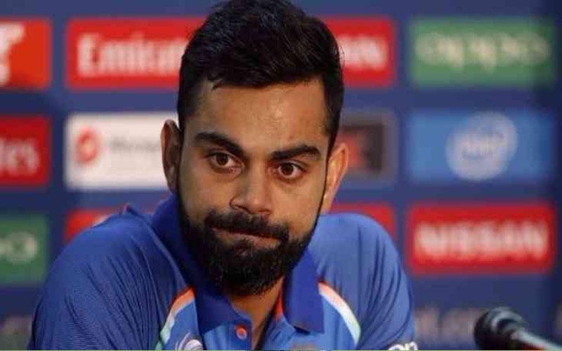 Indian skipper Virat Kohli may get banned before semifinals