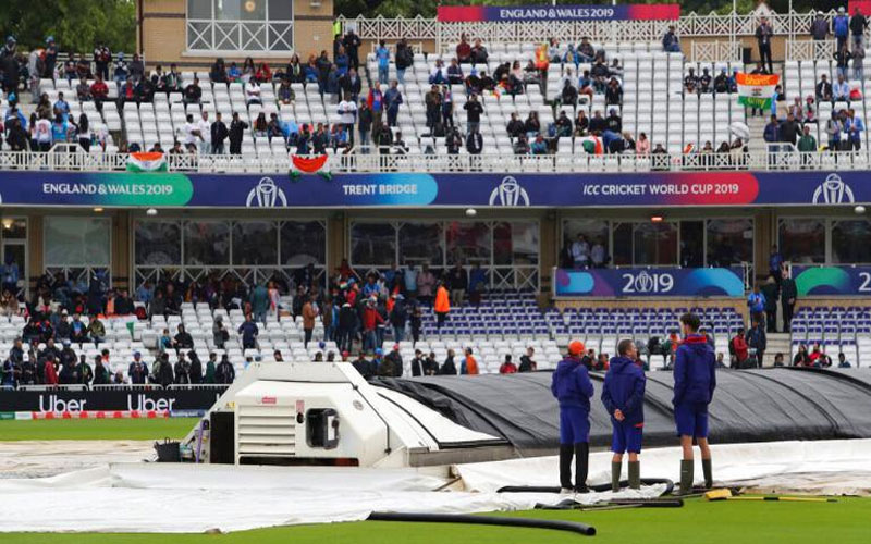 CWC 2019: What happens when Semi Final and Final Match gets washed out
