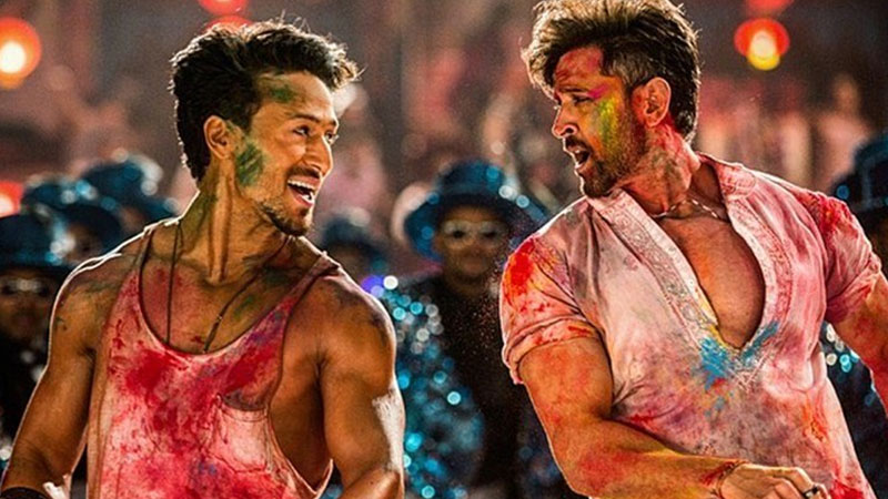 Movie Review of War Starring Hrithik Roshan and Tiger Shroff