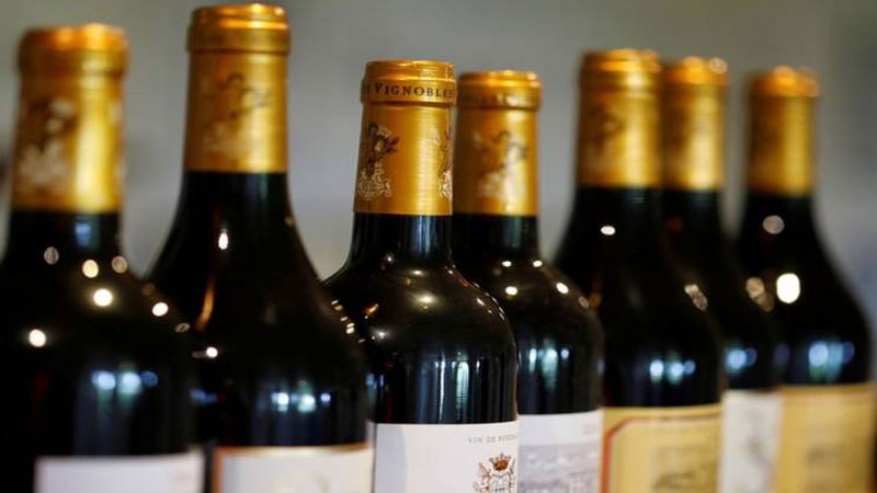 12 Bottles of Red Wine Have Been Sent to the International Space Station