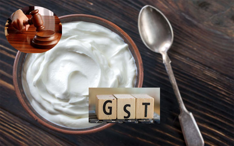 Consumer forum asked tamilnadu hotel to pay 15 thousand rupees for charging gst on curd