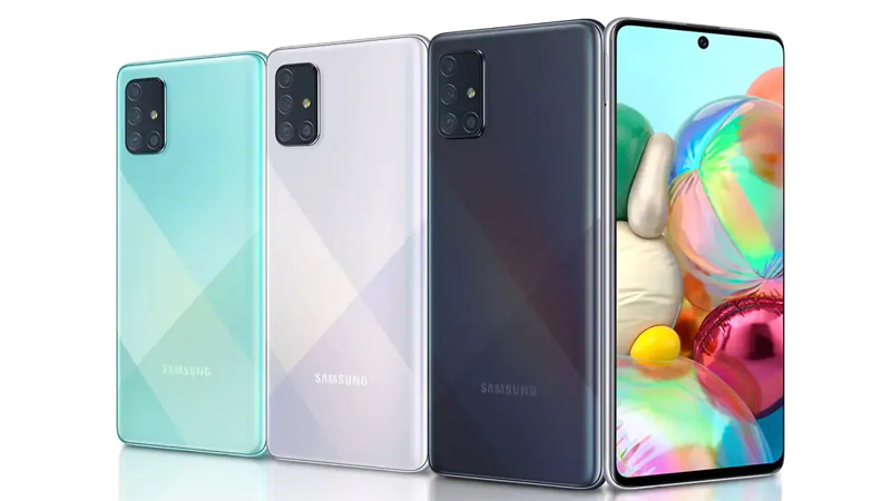 samsung galaxy a71 goes on sale in india today at inr 29999 offers and specifications