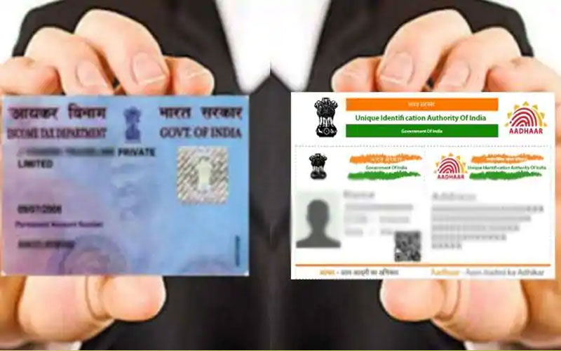 Aadhaar can be used for cash transactions beyond Rs 50000 in place of PAN