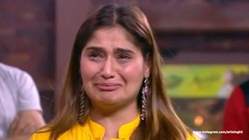 bigg boss 13 aarti singh tells she was locked up in a house