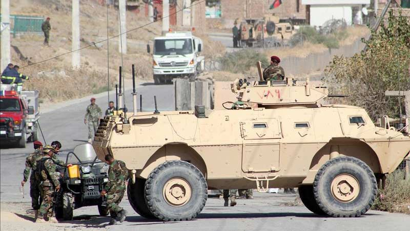 Taliban Attacked Check Post In Afghanistan, 15 Policemen killed