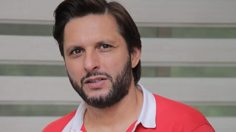 Shahid Afridi Want To Have A Team Named Kashmir In Psl