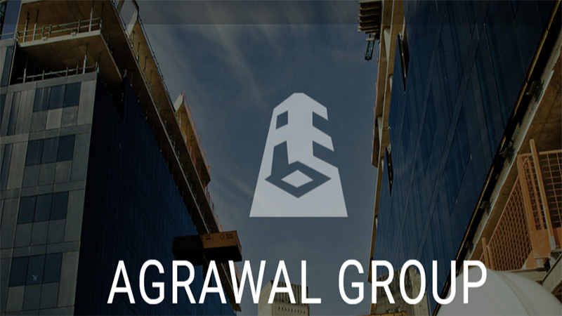Ahmedabad agarwal builder group son and father breakup