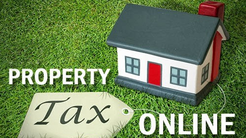 Ahmedabad online property tax payment