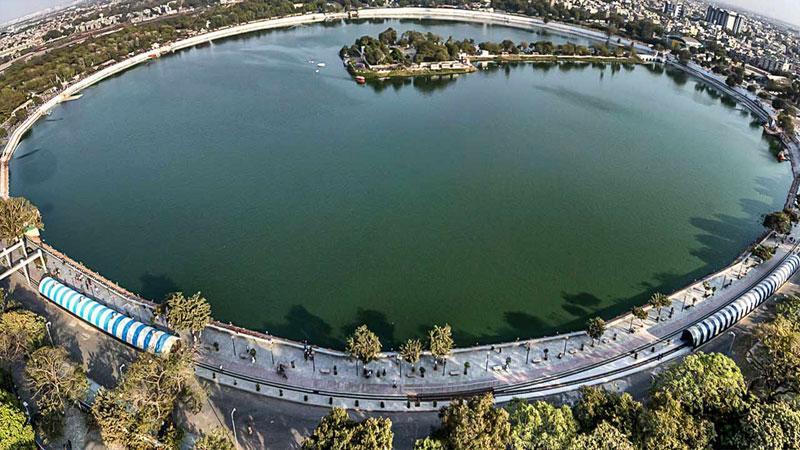 Ahmedabad Kankaria Lakefront children Rides will start 1 November 2020