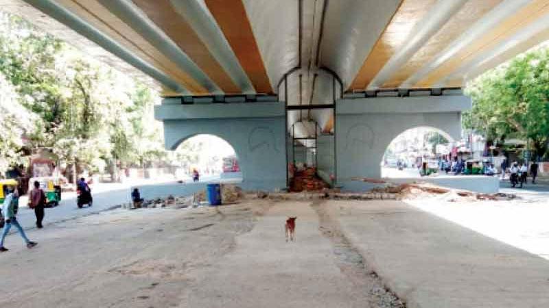 Ahmedabad Parking Problem Solution AMC Over bridge