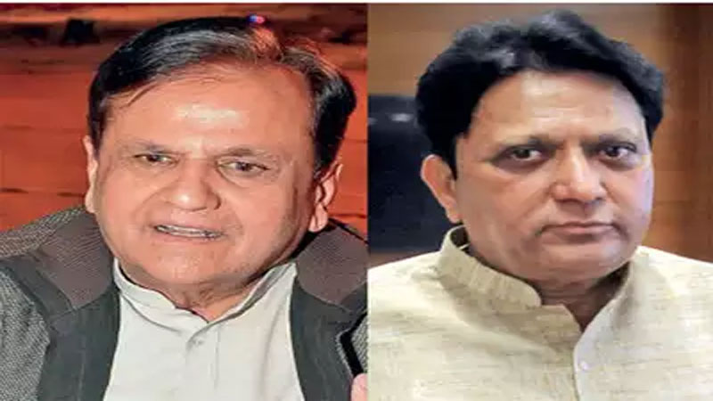 gujarat high court Hearing rejects petition against ahmed patel