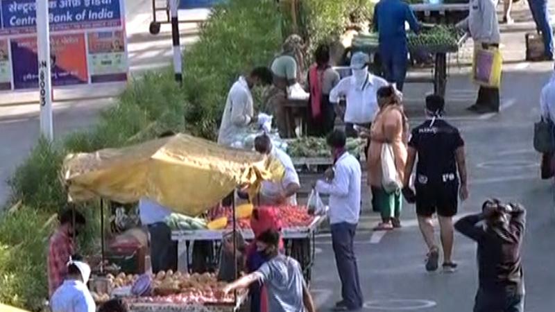 Ahmedabad municipal corporation coronavirus gujarat positive case
