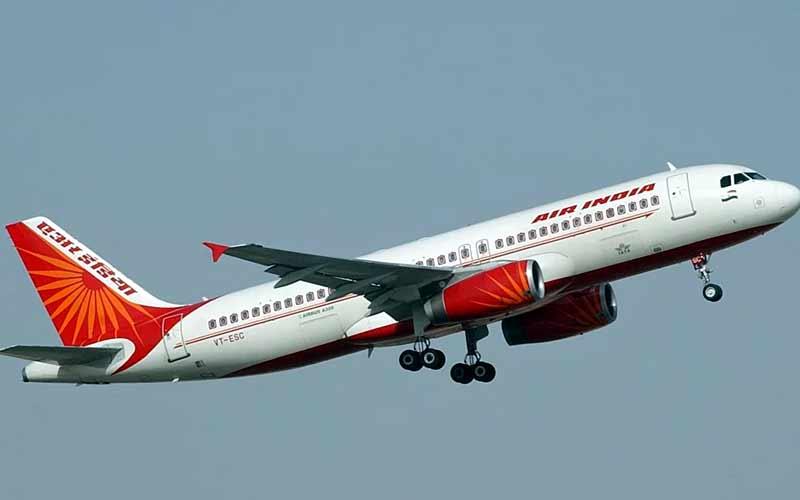 Ahmadabad airport Plane time schedule change Vayu cyclone