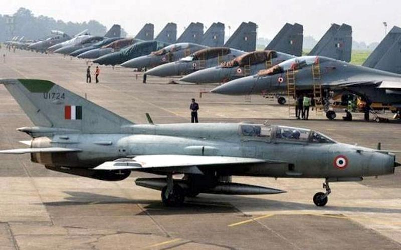 Jammu & Kashmir Terror Alert Srinagar And Awantipora Air Bases