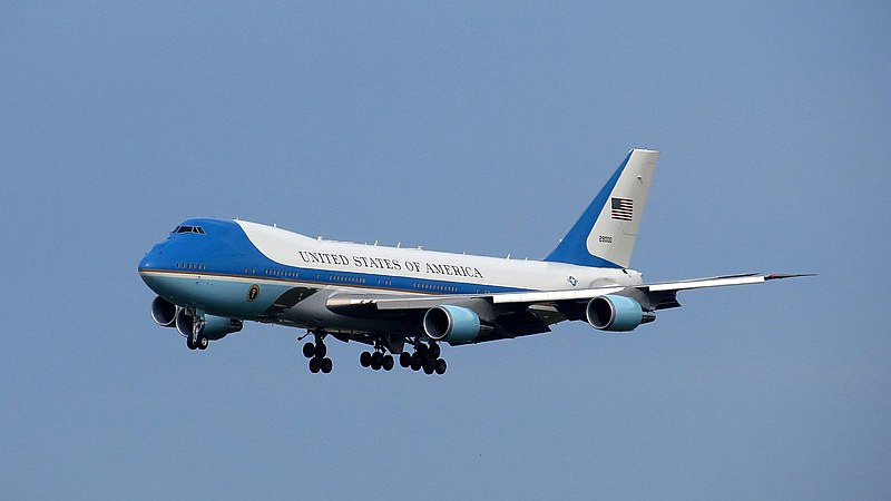 Boeing launches urgent probe after two empty TEQUILA bottles are found inside top secret new Air Force One jumbo jet being...
