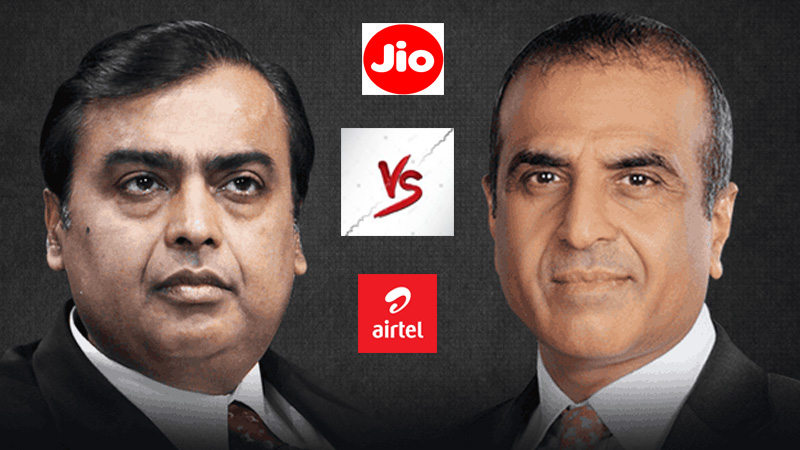 mukesh ambani replies to airtels chairman on allegation says 'there is nothing to cry'