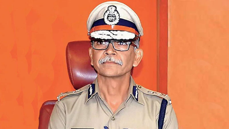 Ahmedabad Police Commissioner AK Singh National Security Guard DG