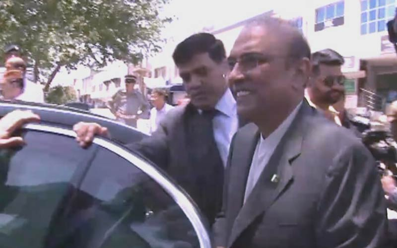 Zardari arrested by NAB team after IHC rejects bail plea; Bilawal appeals for calm