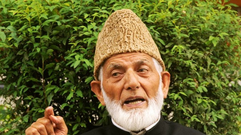 2 bsnl officers attached in kashmir after syed ali shah geelani had internet access