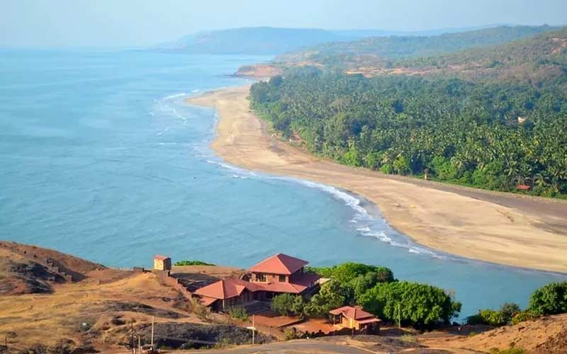 alibaug best beach destination in mumbai