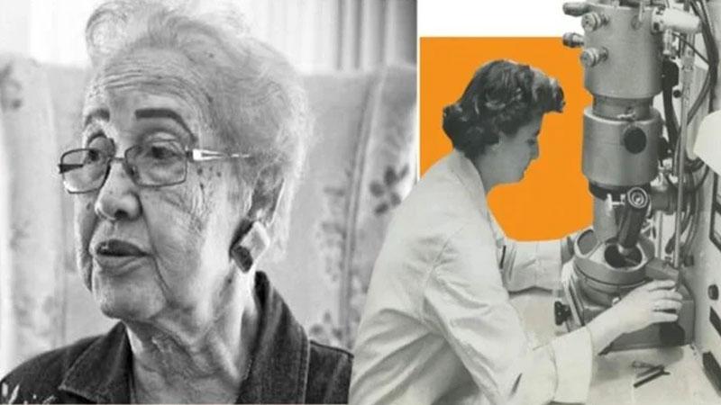 dr june almeida women scientist who identified first human coronavirus