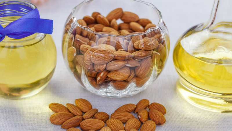 Why almond oil is essential for health
