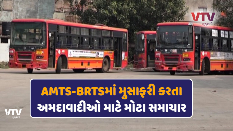 the number of BRTS and AMTS bus routes has increased